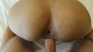 Asian Sex Diary – Filipina maid gets fucked by big white cock